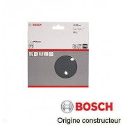 disque Bosch carbure de silicium 150mm 6 tr grain 100 à 1200