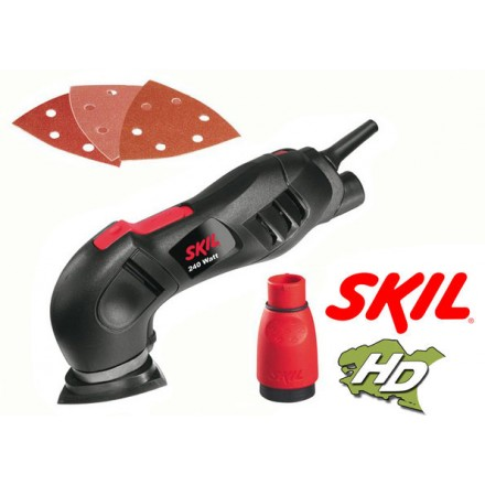 ponceuse delta Skil 7110AA