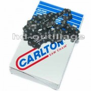 chaîne Carlton 3/8LP Jauge 050 mm semi-chisel 40 dents anti rebond