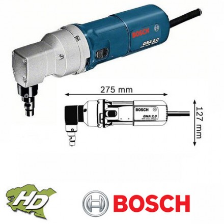 grignoteuse bosch GNA2.0