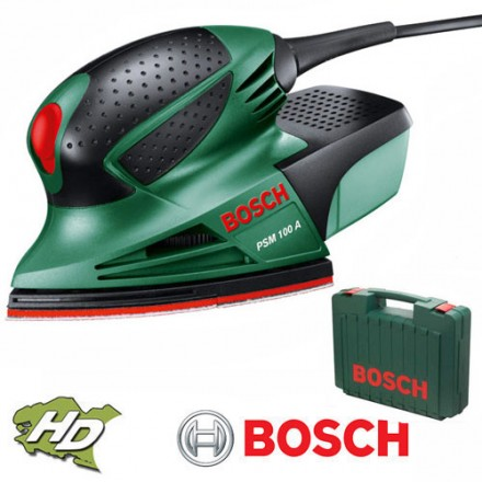 ponceuse multi bosch PSM100A