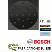 disque carbure de silicium 150mm 17 tr grain 80 à 1200 FESTOOL