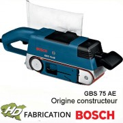 ponceuse bosch GBS75AE