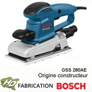 ponceuse vibrante bosch GSS280AE