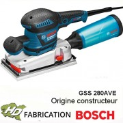 ponceuse vibrante bosch GSS280AVE