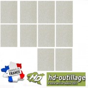 feuille carbure de silicium 230x280mm stearat