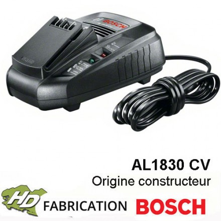 chargeur batterie coupe bordure bosch