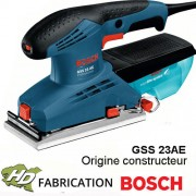 ponceuse vibrante bosch GSS 23AE