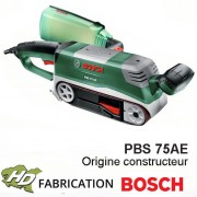 ponceuse bosch PBS 75AE
