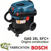 aspirateur bosch GAS 35L SFC