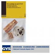 kit de soudage NO GAZ diamètre 0,9 mm