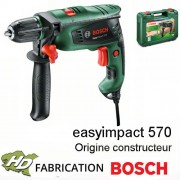 perceuse à percussion 570W BOSCH EasyImpact 570
