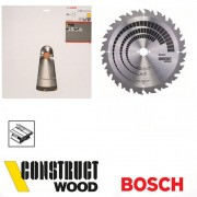 lame scie circulaire 315x30 mm 20 dents Bosch construct